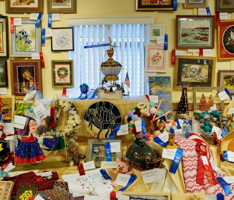 Crafts Display