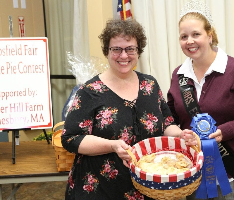 Apple Pie Winner
