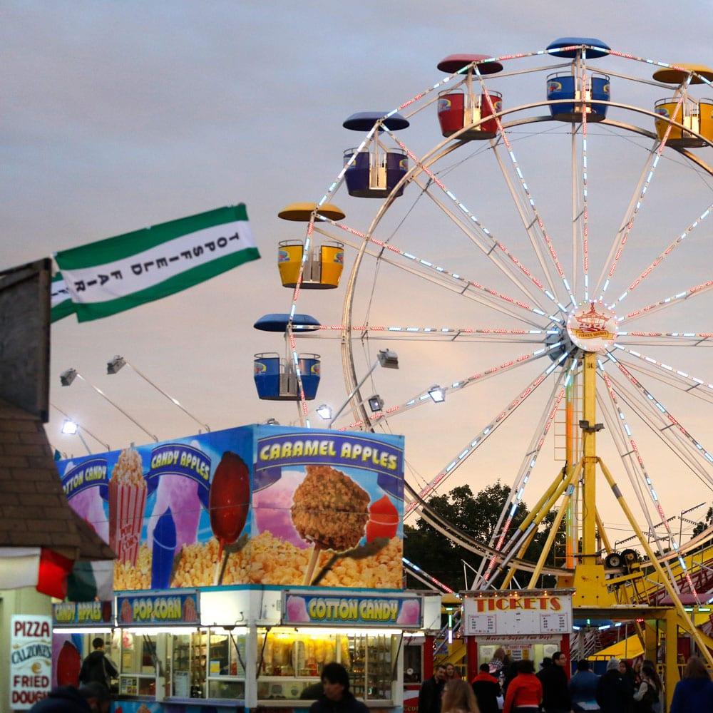 Topsfield Fair 2020.Pre Season Rides Ticket