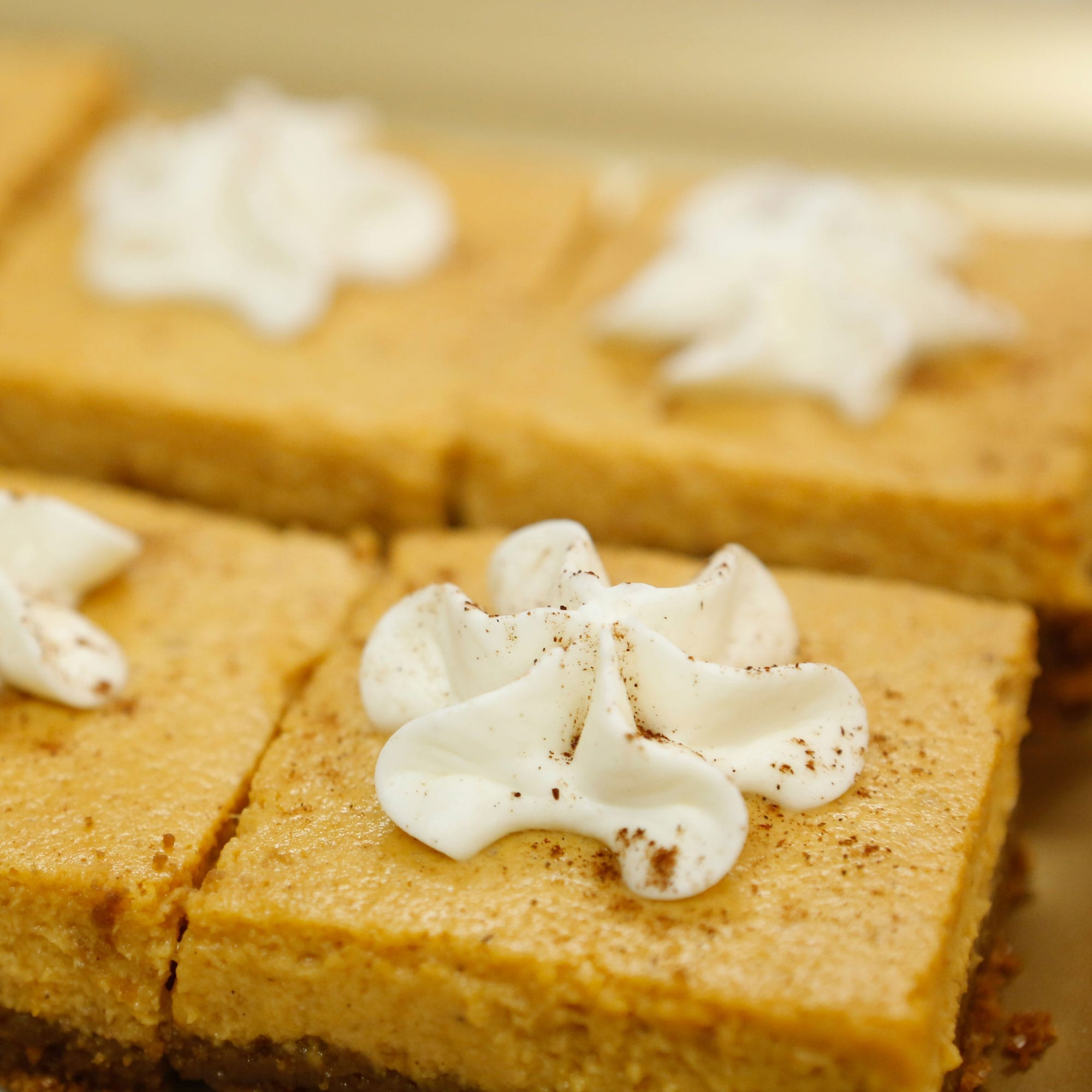 Fall Harvest Sweet Treats